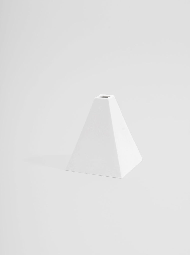Pyramid Shaped Vase, Marlies Neugebauer - Northernism