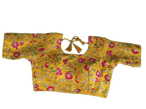 Fully Embroidered Ladies Saree blouse  - Dispatch from London before 2pm - AF1909 H1119