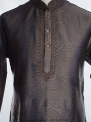 Bollywood, Weddings, Fancy Dress - Mens Indian Kurta outfit - Captiva kj1016 - Prachy Creations