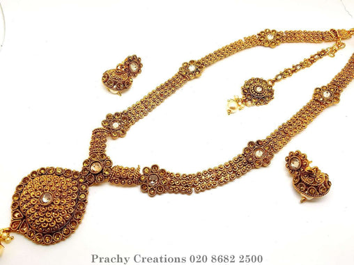 Prachy Creations : HR 498 - kj 0516 - Indian antique