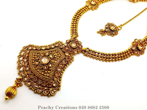 Prachy Creations : LNA 999 - kr 0516 - Long set