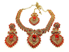 mj 76267 kyp 0217 - Choker set - Prachy Creations