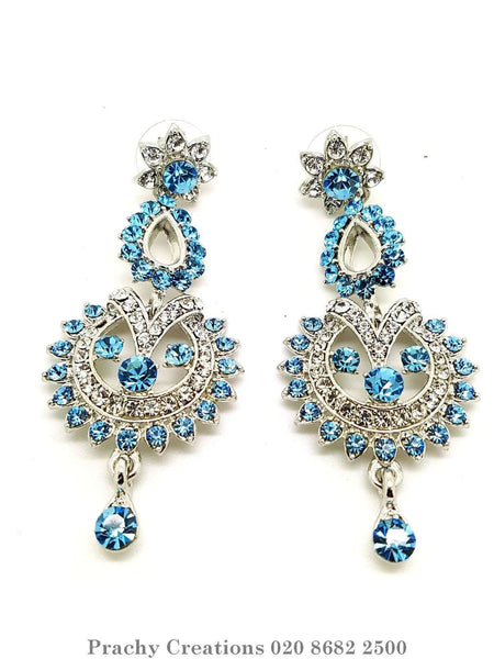 mj 1471 tp 0616 - Earrings - Prachy Creations