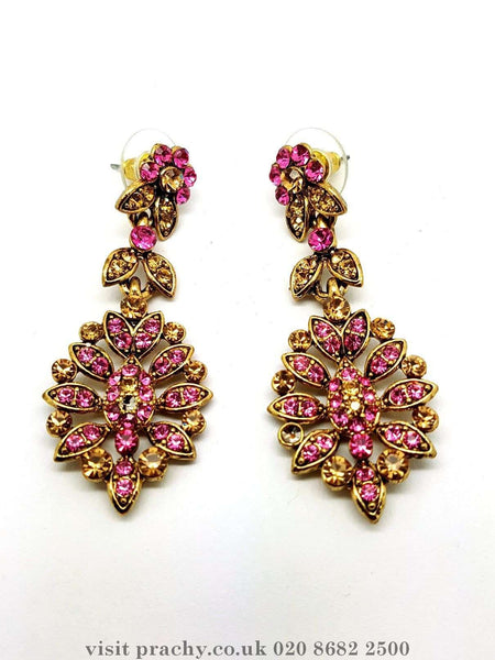 Prachy Creations : mj 163 j 0716 - Earrings