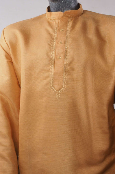 Aveo - Mens Ivory shirt - Kurta top - Ideal on a pair of jeans 0417