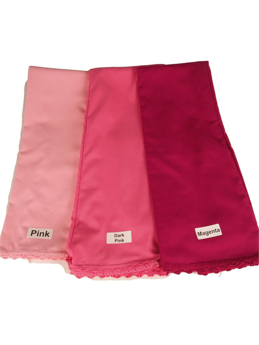 BollywoodParty - Cotton based Saree underskirt / Petticoat, Standard More than 30 colours