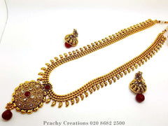 PRI 451 - h 0516 -Traditional Indian antique finish - Prachy Creations
