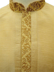 Prachy Creations : Bollywood Mens Kurta set - Cream - Bollywood, Weddings, Fancy Dress - SNC8647KR 1018