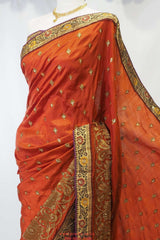 Prachy Creations : Silky 4 Contemporary silk saree - Bollywood, Weddings py 0615