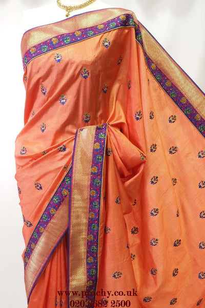 Contemporary silk saree - Silky 8 JY01216 - Prachy Creations