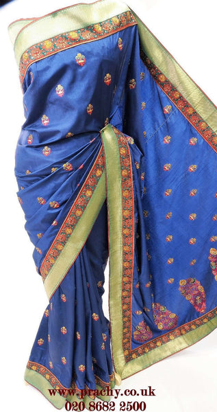 Contemporary silk saree - Silky 8 JY01216