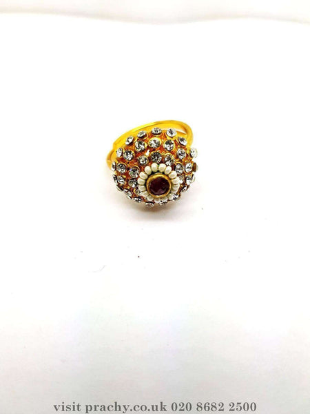 Prachy Creations : VJ 001 - Finger ring - VP 0816