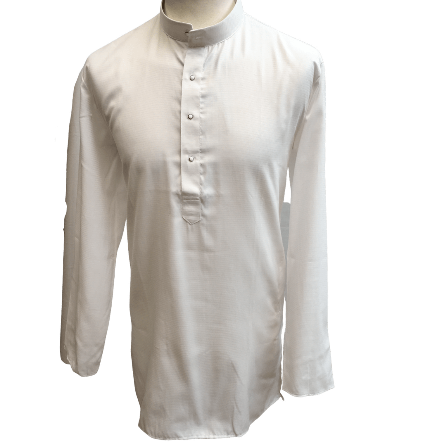 Mens Indian Dhoti Kurta Top in White, Thigh Length, for weddings, Bollywood Party  - Corsa13 Cp1219