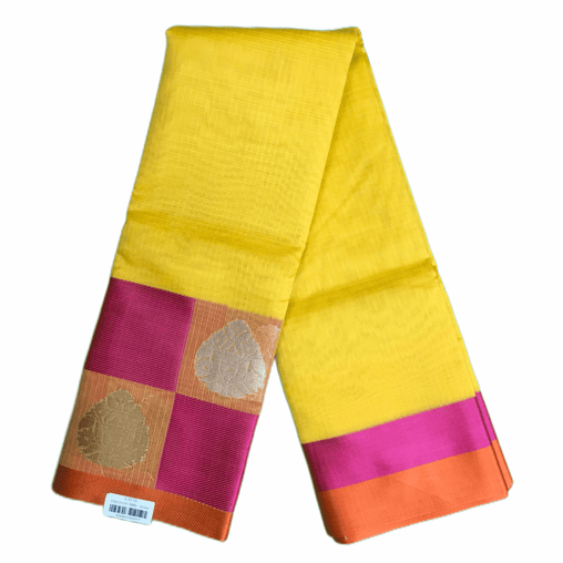 Benarasi Handloom Silky saree - with Blouse Piece - SN2015 KK0220