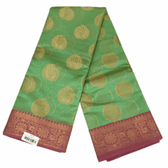 Benarasi Handloom Silky saree - with Blouse Piece - SN2009 KP0220 - Prachy Creations