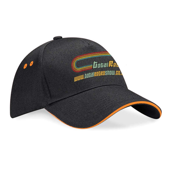 Total Retro Embroidered Baseball Cap