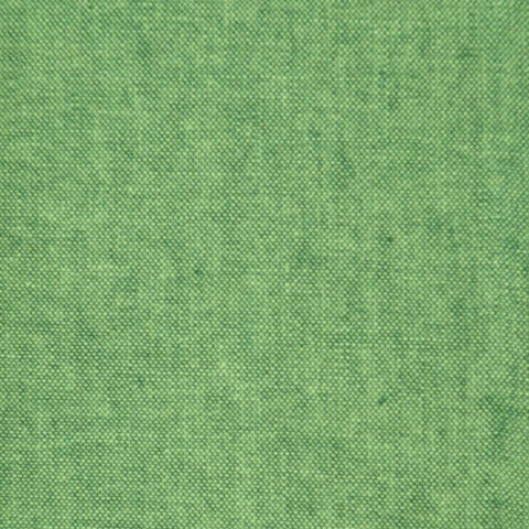 Green Chambray Cotton Shirting