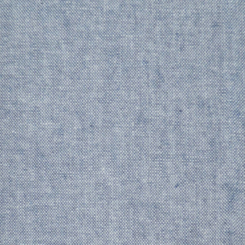 Light Blue Chambray Cotton Shirting