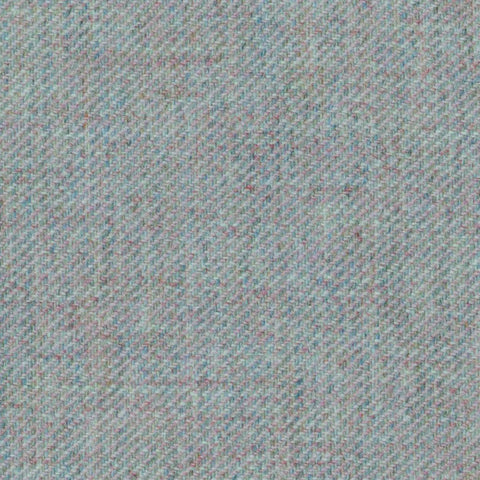 Light Blue & Grey Tweed