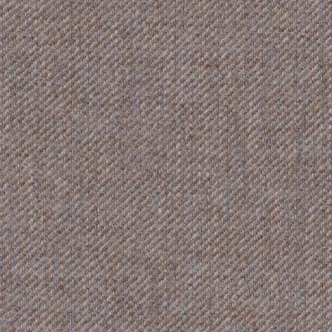 Light Brown, Blue & Grey Tweed
