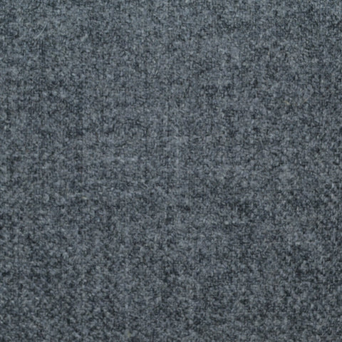 Medium Grey Plain Tweed