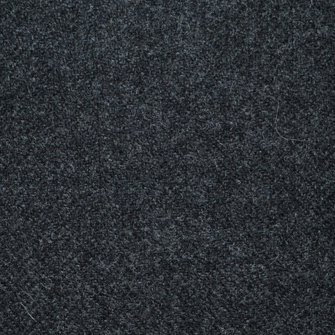 Dark Grey Plain Tweed