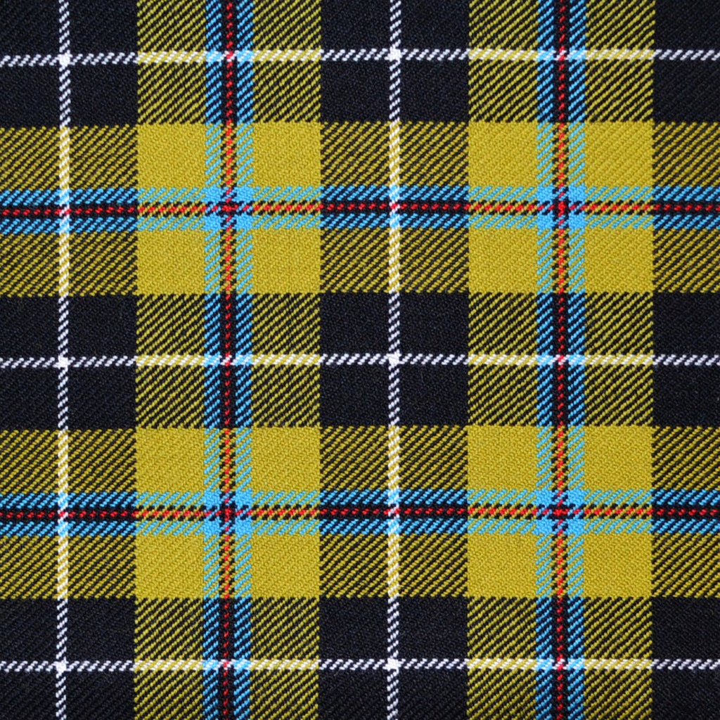 Cornish National Saffron Tartan