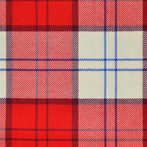 Lennox Dress Red Tartan