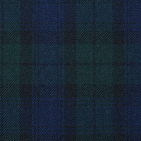 Black Watch Modern Poly/Wool Tartan