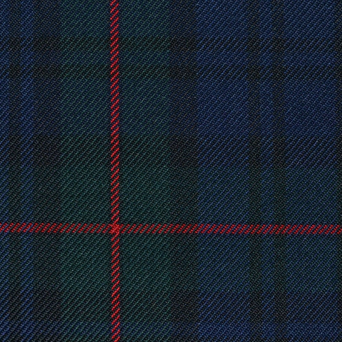 Mackinley Modern Poly/Wool Tartan