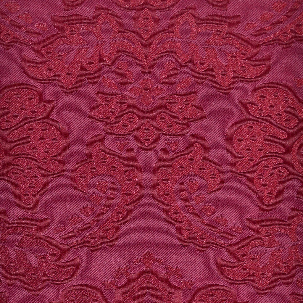 Pink Damask Jacquard Jacketing