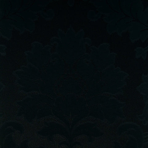 Black Damask Jacquard Jacketing