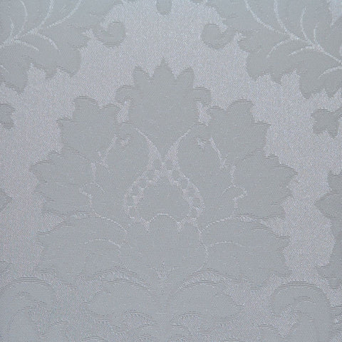 White Damask Jacquard Jacketing