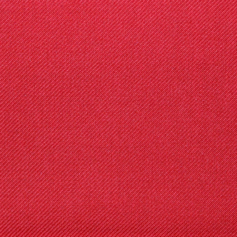 Scarlet Twill Super 100's Wool Blend Suiting