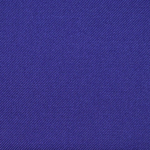 Purple Twill Super 100's Wool Blend Suiting