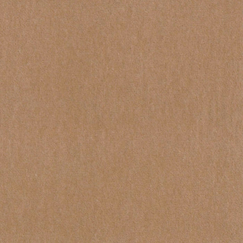 Light Brown Cotton Velvet