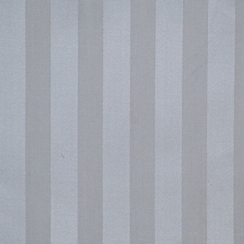 Grey Stripe Cotton Shirting