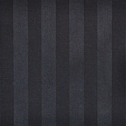 Dark Grey Stripe Cotton Shirting