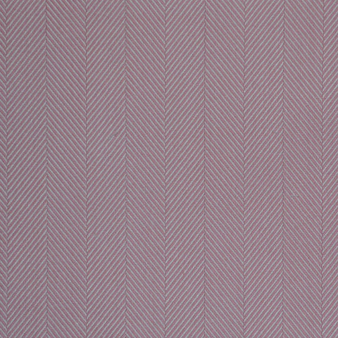 Pink Herringbone Cotton Shirting