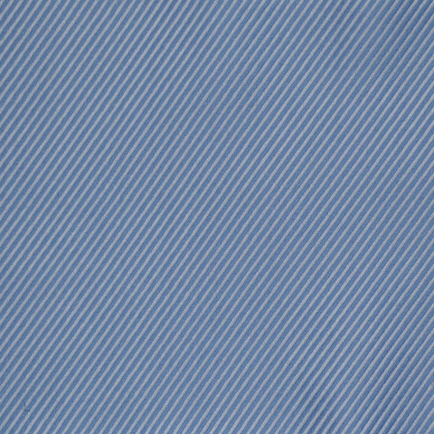 Light Blue Plain Twill Cotton Shirting