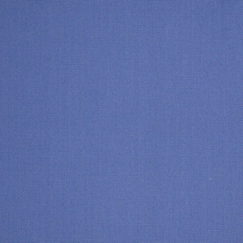 Blue Plain Cotton Shirting