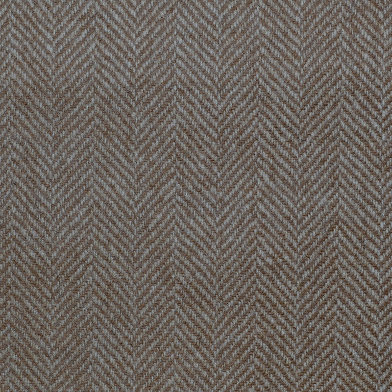 Sand Herringbone Cashmere Jacketing