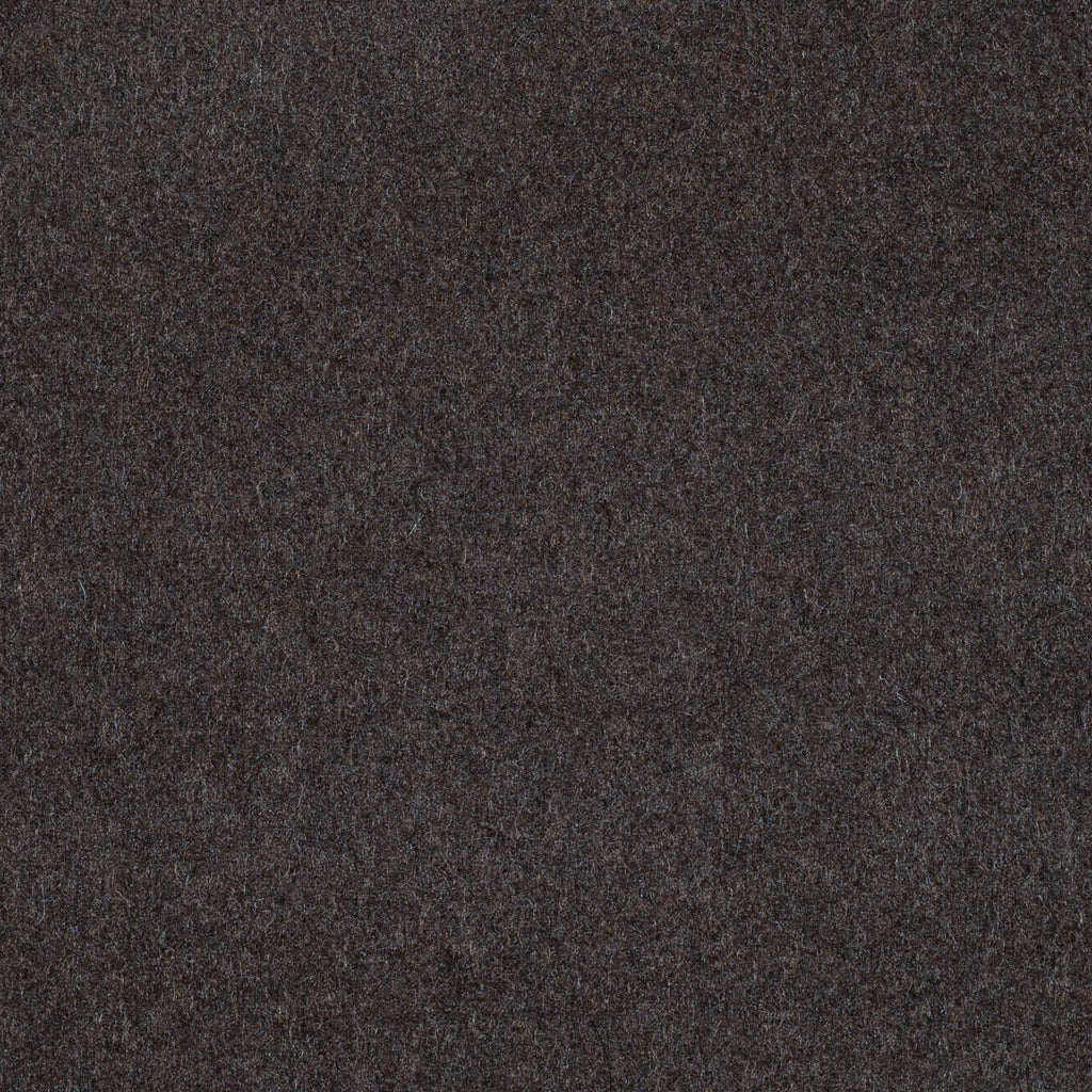 Dark Brown Cashmere Jacketing
