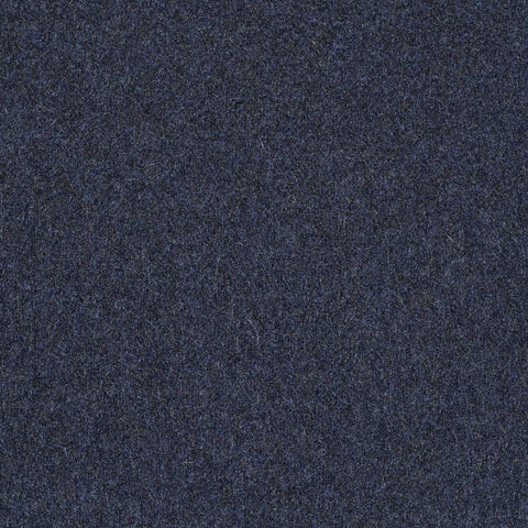 Dark Navy Blue Cashmere Jacketing