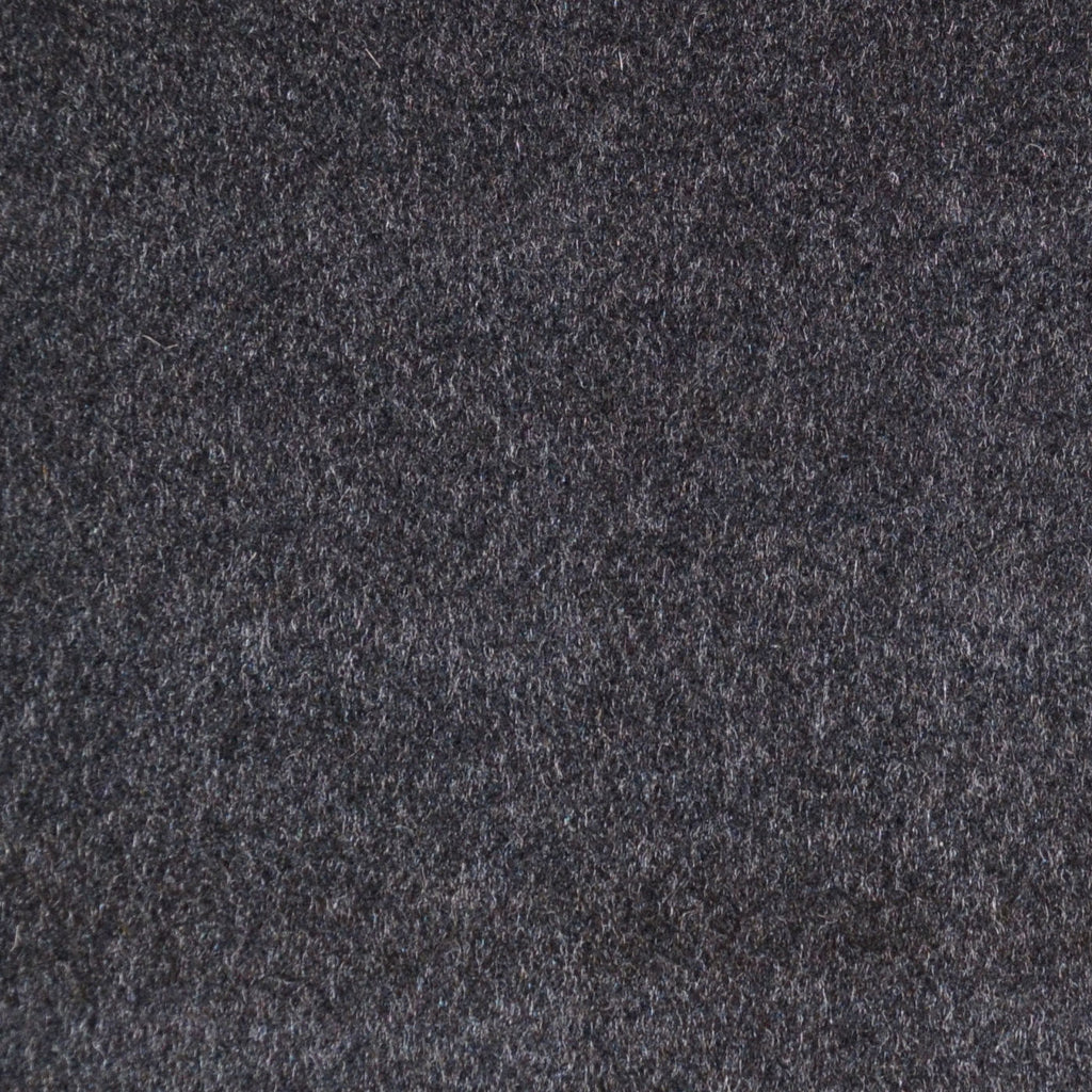 Medium Grey Cashmere Coating