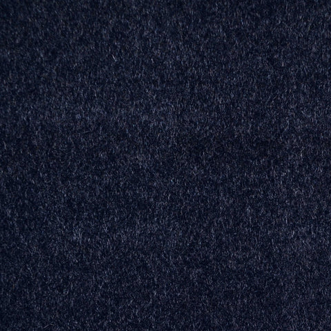 Navy Blue Cashmere Coating