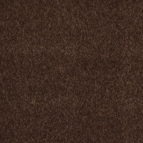 Dark Brown Cashmere Coating