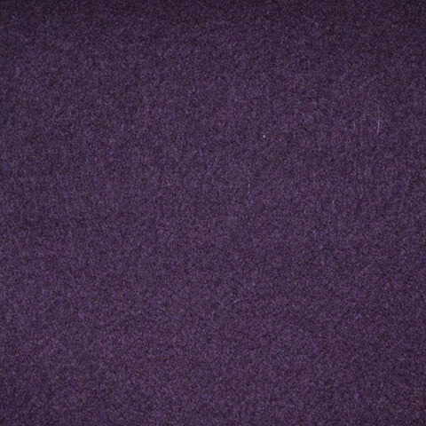Plum Cashmere Coating