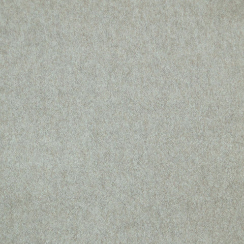 Silver Grey Cashmere Coating