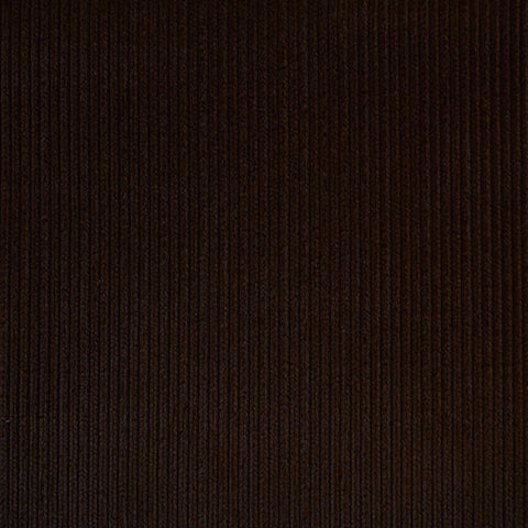 Dark Brown 12 Wale Corduroy